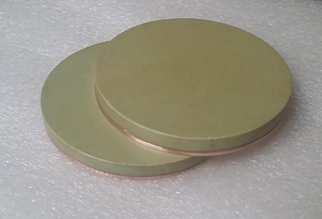 Zinc Oxide with Alumina (ZnO/Al2O3, AZO) Sputtering Target